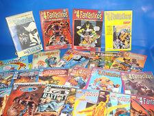 Batch of comics THE FOUR FANTASTICOS-22 numbers + TOMO