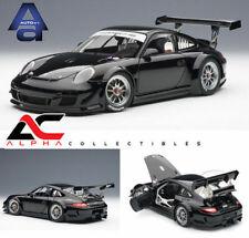 AUTOART 81071 1:18 PORSCHE 911(997) GT3 R 2010 PLAIN BODY VERSION (BLACK)
