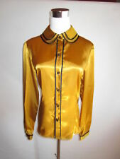 Women's Satin Business Tops & Shirts