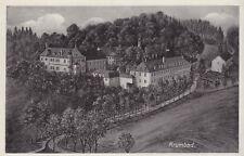AK Krumbad (Heilbad), Schwaben, gelaufen 1933