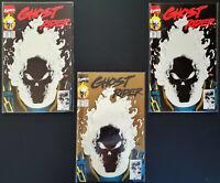 Lot of 3 Ghost Rider Vol 3 #15 black (2 copies) #15 Glow in dark (1) ALL NM**
