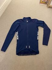 Rapha Long Sleeve Pro Team Aero Jersey - Men's Small, Navy