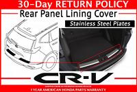 🔥OEM Honda CR-V Rear Panel Lining Cover 2017- 2020 Hatch Cover 08F07-TLA-101 🔥