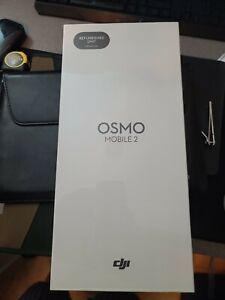 DJI Osmo Mobile 2 OM 170 Handheld Smartphone Gimbal - Gray Factory Refurbished