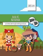 EMSteps Basic: EMSteps #01 Na Fazenda : Guia para Construções Com Peças...