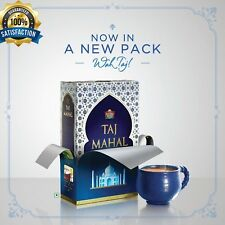 Brooke Bond Taj Mahal Tea 100 % Original Finest Assam Black Chai 250gm.India