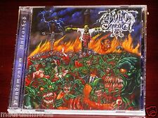 Buio Omega: Pandemonium Unleashed CD 2004 Battlegod Productions Australia BP008