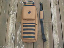 Ruger 10/22 synthetic rifle  brown Takedown Stock bag OEM W/ magazine storage