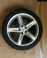 Mercedes SL R230 SL350 500 Avior Alloy Wheel 5spoke 9.5JX18H2 ET40 A2304010502