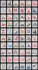 Transportation Coils 60 Complete 1897-08 2123-36 2225-31 2252-66 2451-68 2468+