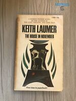 The House In November  Book (Keith Laumer - 1971 First Edition