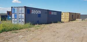 20' Shipping Containers
