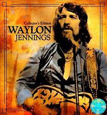 Collectors Edition [Box] by Waylon Jennings (CD, Jun-2008, 3 Discs, Madacy) NEW