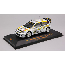FORD FOCUS V.ROSSI MONZA 2006 1:43 Ixo Model Auto Rally Die Cast Modellino