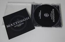 MASTODON - Leviathan Sampler *MaxiCD* 4-Track *RAR* Tool Isis