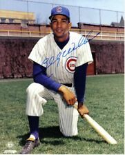 Billy Williams Signed 8x10