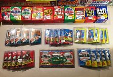 Topps Donruss Baseball Wax Pack 1977 1978 1979 1980 1981 1982 1983 1984 PICK ONE