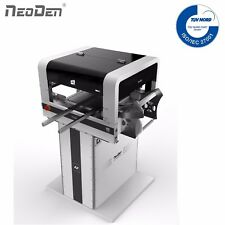 Neoden4 Automatic Pick And Place Machine Full Vision 4 Heads 18 Feeders 0201 Bga