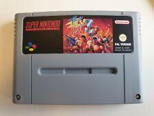 Final Fight 3 Snes Super Nintendo PAL