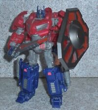 Transformers War For Cybertron OPTIMUS PRIME Wfc Deluxe Cybertronian w Upgrades