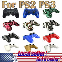 USA Game Controller Joypad Pad For Sony PS2 Playstation 2 /PS3 Playstation 3 XI
