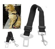 Adjustable Dog Pet Car Safety Seat Belt Harness Restraint Lead Leash Travel Clip