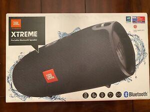 JBL Xtreme Black Portable Bluetooth Wireless Speaker -SH0955 NEW