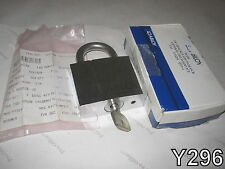 Abloy 655 PL655 US Government Issue Maximum Security Padlock 3/8'' Shackle