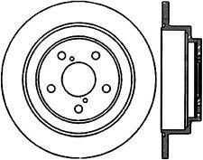 Disc Brake Rotor-High Carbon Alloy Brake Disc Rear Centric 125.47011