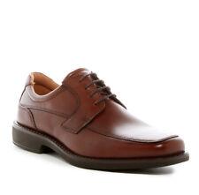 eb2b2be5557 ECCO Men s Seattle US 13 M   EU 47 Cognac Brown Leather Oxfords Shoes   180.00