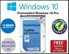 More details for 160gb 320 500 640 750 1tb 2.5 sata laptop hard drives hdd windows10 installed