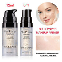 Blur Primer Makeup Base Face Oil Control Matte Conceal Pores Foundation Primer