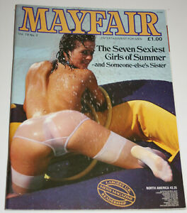MAYFAIR   VOLUME  19    NUMBER     7     AS  NEW