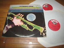 THE TRUMPET ALBUM - BAKER,BYRD,COPELAND,FARMER,ROYAL,ETC - SAVOY DOUBLE LP