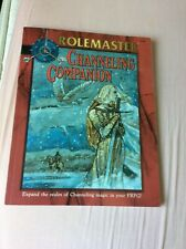 ICE Rolemaster 4th Ed Channeling Companion (Revised Edition) SC Excellent cond.