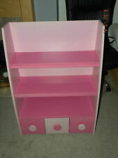Children's Pink Bookcases, Shelving and Storage