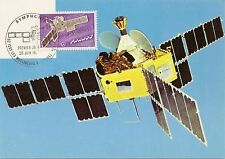 CP MAXIMUM PREMIER JOUR SATELLITE SYMPHONIE 1971