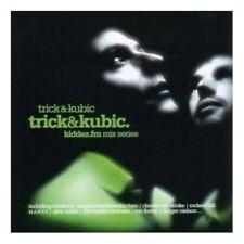 TRICK & KUBIC =kiddaz.fm mix= Santos/Swat/Flatter/Meyer/Solomon..=CD= TECH HOUSE