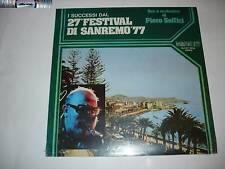 Piero Soffici - 27° festival di Sanremo '77   LP  S/S