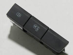 SEAT IBIZA ARONA Central lock AND ESP OFF Switch 6F0927137E