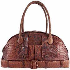 Jean Paul Gaultier le privé python, real python leather handbag