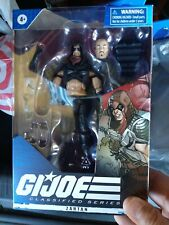 Hasbro GI Joe Classified Series Cobra in Hand Zartan 6 inch Action Figure 1-2