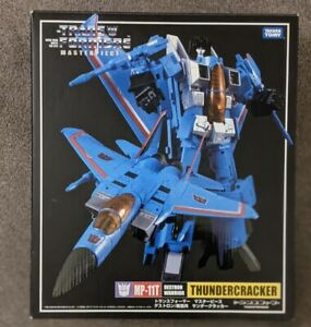 Transformers MP-11T Thundercracker with coin (First release)