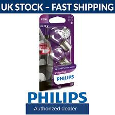 Philips Vision Plus P21W Stop Light Car Bulbs OR Tail Light Car Bulbs (Twin)