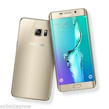 "Samsung Galaxy S6 Edge G925A 5,1"" 32GB 4G LTE Smartphone Móvil 1440x2560 16MP EU"