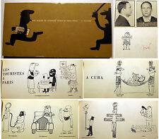 SINE/DESSINS DE L'EXPRESS/PARUS ET NON PARUS/ED JJ PAUVERT/1960/EO/SIGNE
