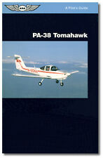 Pilot's Guide Series: Piper Tomahawk Pratt ISBN 978-1-56027-216-8 #ASA-PG-PA-38