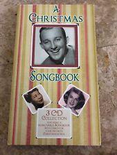 A Christmas Songbook 3 Discs Bing/Perry/Frank/Ella 36 songs