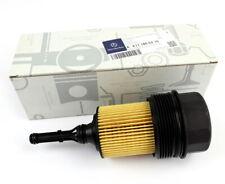 Mercedes-Benz Ölfilter Filter Öl Filtereinsatz komplett Motor CDI A6111800210