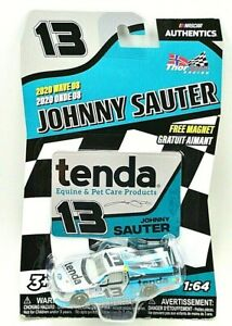 Johnny Sauter TENDA  NASCAR Authentics  2020 Wave 8 1/64 Die-Cast NEW